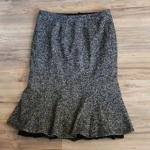 Elie Tahari Fishtail Skirt